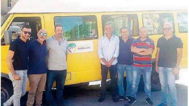 scuolabus Messina, Giovanni Scopelliti, Messina, Sicilia, Cronaca
