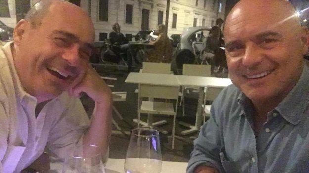 pd, Luca Zingaretti, Nicola Zingaretti, Sicilia, Politica