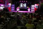 Immagini di Hitler sul palco a Capaci creano panico, ma era solo un musical sulla Shoah