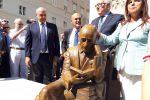 Statua di D'Annunzio a Trieste scatena le ire della Croazia
