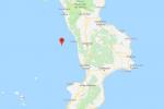 Terremoto all'alba di fronte alle coste di Paola, scossa di 4.2: treni sospesi