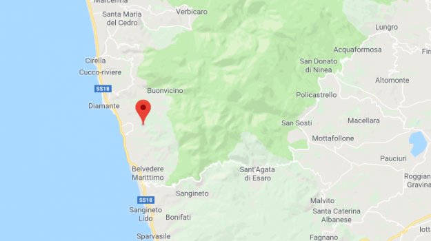 terremoto cosenza, Cosenza, Calabria, Cronaca