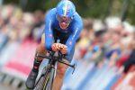 Mondiali di ciclismo, Tiberi è oro nella crono juniores da 28 chilometri