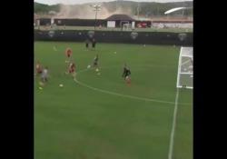 Usa, il gol con lo «scorpione» al volo Il gesto tecnico mostrato da Quincy Amarikwa è da applausi - Dalla Rete
