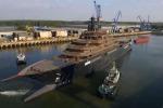 Varato lo yacht più grande del mondo: ecco a cosa servirà