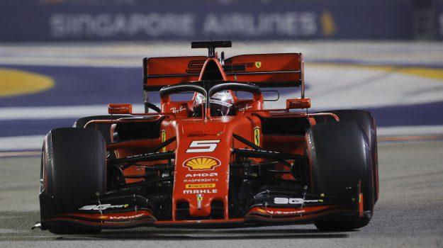 ferrari, Charles Leclerc, Sebastian Vettel, Sicilia, Sport