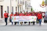 Crotone, concluso il 4° Raduno regionale dei Vigili del Fuoco - Foto