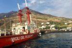 Stromboli, i tecnici verificano la stabilità delle strutture pubbliche e ricettive