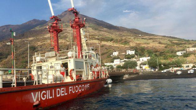 protezione civile, stromboli, Calogero Foti, Messina, Sicilia, Cronaca