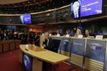Paolo Gentiloni in audizione al Parlamento Ue