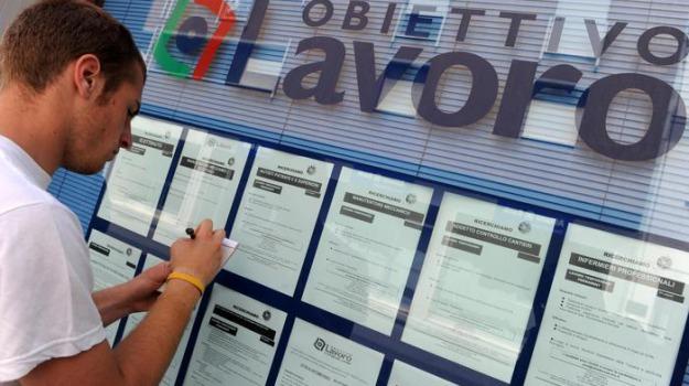 disoccupazione, eurostat, Calabria, Economia