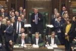 Brexit:speaker dice no al nuovo voto sull'accordo oggi