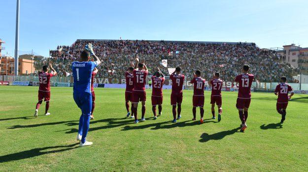 A Reggio Calabria l'Amaranto riaccende la passione in città
