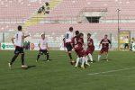 Vittoria agrodolce per l'Acr Messina, Roccella sconfitto tra i fischi
