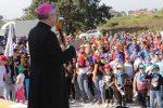 Canti, balli e preghiere: a Lamezia la festa per i 50 anni dell'Acr ragazzi della Calabria - Foto