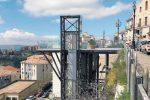 Catanzaro, ascensore di Bellavista ancora chiuso: resta un monumento all'abbandono