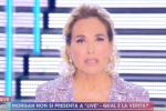 """E' siciliano il 35enne che stalkerizzava Barbara D'Urso: """"Sono tuo figlio"""""""
