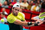 Berrettini si ferma in semifinale a Vienna, vince Thiem (3-6 7-5 6-3)