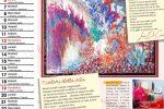 Pittura e poesia, a Vibo Valentia un calendario con opere di artisti locali