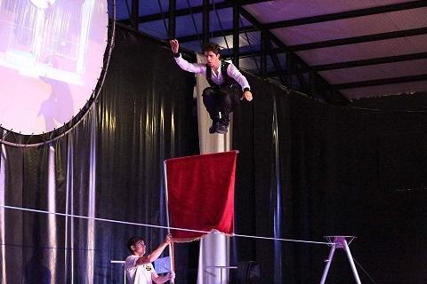 Il circo vanta attrazioni internazionali