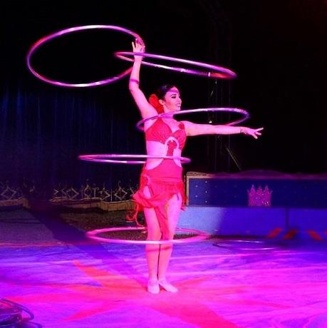 Il circo sarà allestito il località Tempietto