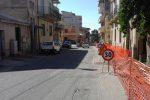 Reggio, in via Garibaldi cantiere chiuso da un anno: mancano i soldi per i lavori