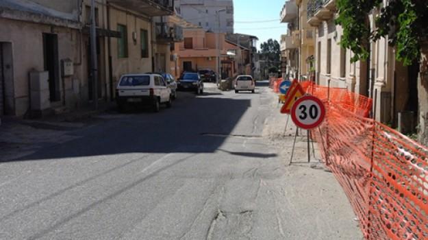 cantiere Reggio, via Anita Garibaldi, Reggio, Calabria, Cronaca