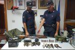 A caccia con mezzi vietati, denunciato un uomo a Lamezia Terme