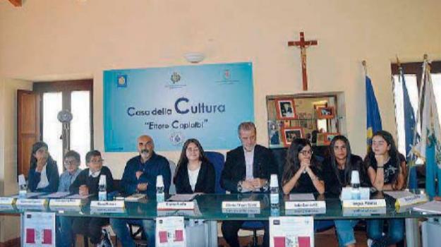 casa della cultura, ndrangheta Piscopio, studenti Piscopio, Bruno Palermo, Catanzaro, Calabria, Cronaca