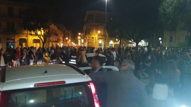 Blitz nella notte a Messina, sequestri e sanzioni nelle strade della movida - Foto