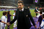 Di Francesco rescinde con la Sampdoria, salta la prima panchina in Serie A