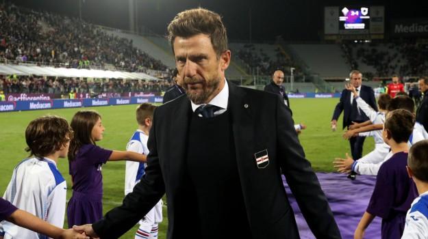 calcio, serie a, Eusebio Di Francesco, Sicilia, Sport
