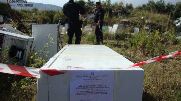 discarica abusiva Bonifati, sequestro Bonifati, Cosenza, Calabria, Cronaca