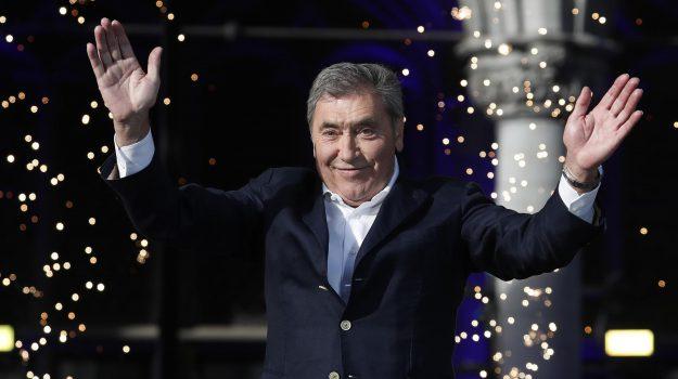 ciclismo, Eddy Merckx, Sicilia, Sport