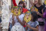 """""""Rosalia e così sia"""", il video del flashmob a Palermo in onore della Santuzza"""