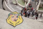 """Rosalia e così sia"", flashmob a Palermo: le foto"