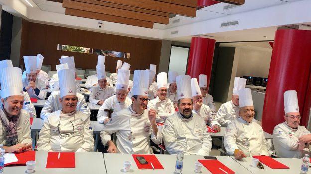 chef a Cosenza, chef italiani, Federazione italiana cuochi, Alessandro Circiello, Carmelo Fabbricatore, Loredana Pastore, Cosenza, Calabria, Società