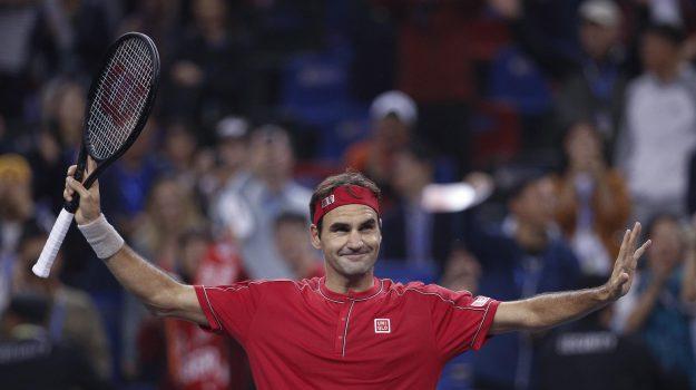 tennis, Fabio Fognini, Matteo Berrettini, Roger Federer, Sicilia, Sport