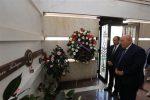 """A Locri la commemorazione di Fortugno, Oliverio: """"Figura esemplare per coerenza e correttezza"""""""