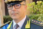 Il comandante provinciale della guardia di finanza di Messina, Gerardo Mastrodomenico