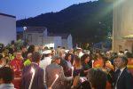 Un fiume di candele e la voglia di rinascita: Giampilieri ricorda le 37 vittime dell'alluvione - Foto