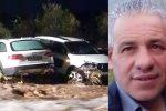 Il maltempo fa una vittima in Sicilia, fiume di fango travolge la sua auto: muore un uomo a Noto