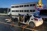 """Incidente con 3 vittime di Messina a Francofonte, i sindaci: """"Chiuderemo la strada della morte"""""""