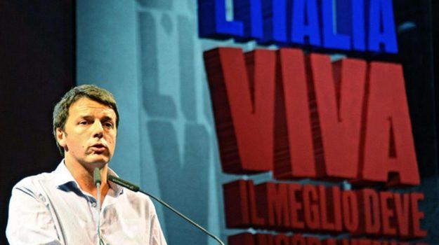 italia viva, Calabria, Politica