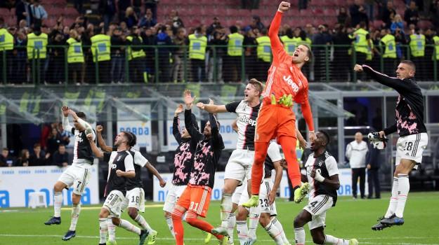 Serie A, la Juventus vuole andare in fuga e l'Inter cerca la reazione. Lazio-Atalanta match clou
