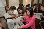 Noi Magazine, l'iniziativa di Gazzetta del Sud al liceo Maurolico di Messina