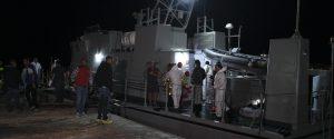 Sessanta migranti sbarcano a Roccella Jonica, oltre venti minori