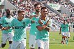 Lukaku-Lautaro e l'Inter ritrova la vittoria, il Sassuolo sfiora l'epica rimonta