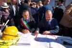 Messina, torrente Catarratti-Bisconte: consegnati i lavori per la messa in sicurezza - Foto