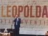"""Leopolda, il sindaco di Aprigliano: """"Meno burocrazia e un piano per il lavoro"""". E Renzi presenta il simbolo - Video"""